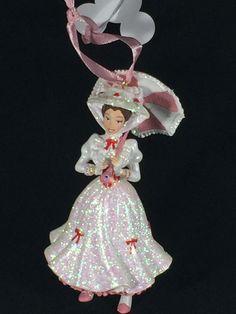 Mary Poppins Disney Parks Jolly Holiday Ornament