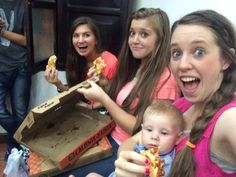 Carlin went to Central America with Joy Anna,. - Fan page of the Bates family Duggar Sisters, Duggar Girls, Joy Anna Duggar, Jill Duggar, Carlin Bates, Duggar Family Blog, The Dillards, Derick Dillard, Dugger Family