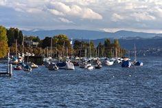 zurichsee spring - Pesquisa Google Zurich, Sailing, Dolores Park, Travel, Candle, Viajes, Destinations, Traveling, Trips