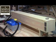 Build A Steam Bending Box - YouTube