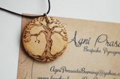 Hey, I found this really awesome Etsy listing at https://www.etsy.com/listing/241548789/wooden-pendant-pyrography-on-wood