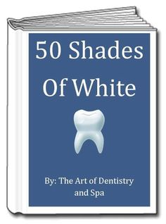 50 shades of white. $50 for TresWhite Supreme. Start Summer off right with a bright, white smile. Call our office at 732-846-7100! Shades Of White, 50 Shades, White Smile, Dentistry, Supreme, Spa, Bright, Summer, Summer Time
