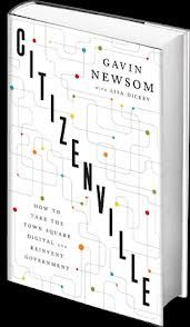 """HACK AWAY AND HACK A LOT! Lt. Gov. Gavin Newsom in his new book """"Citizenville"""" writes hacking can help put the power back in citizens' hands. Read his chapter on democracy and hacking by checking out the link below."""