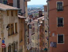 Lyon - July 12  Les Pentes de la Croix-Rousse