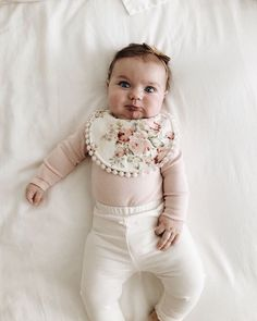 Baby bibs, Purchase infant bibs along with multipack bibs, coverall bibs, sleepy agriculture bibs, crumbcatcher bibs. Baby Outfits, Baby Girl Dresses, Baby Dress, Kids Outfits, Baby Girl Fashion, Kids Fashion, Babies Fashion, Cheap Kids Clothes, Baby Couture