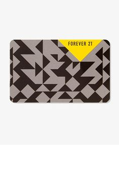 Forever 21 Gift Card - $25 ^