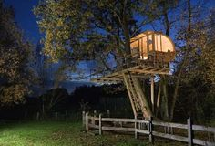 Look! Baumraum Treehouses | Apartment Therapy