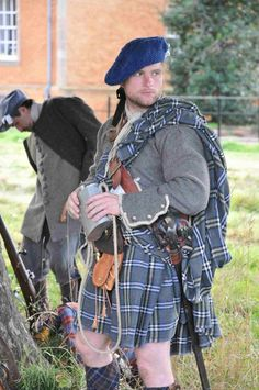 Battle of Prestonpans Re-enactment 2007 Images