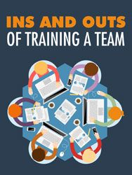 Ins And Outs Of Training A Team http://www.plrsifu.com/ins-outs-training-team/ eBooks, Give Away, Master Resell Rights, Niche eBooks #Team, #Training The mere gathering of a group of people does not necessarily constitute to the effective beginnings of a team training exercise that is going to be productive and successful. Several different aspects need to be taken into careful consideration