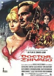 Doctor Zhivago. El tema de Lara...ufff. La película... una obra de arte.