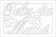 Cake Toppers, Scrap, Pastel, Letters, Virginia, Country, Drawings, Paper Bag Crafts, Infant Crafts