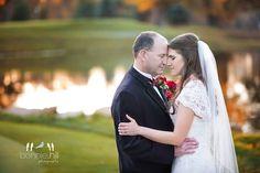 #bonniehillphotography  Fall wedding!