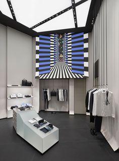 superfuture :: supernews :: paris: emporio armani store renewal © giorgio armani