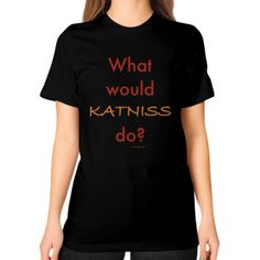 Women's T-Shirt (Katniss)