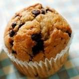 Recette Muffins pépites de chocolat par angiie5689 - recette de la catégorie Pâtisseries sucrées