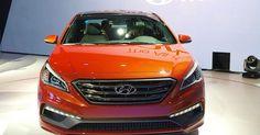 Hyundai - 2015 Hyundai Sonata live photos