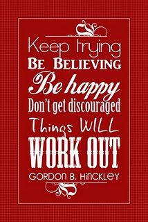 love his words ... gordon b