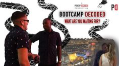 Bootcamp Decoded: What Are You Waiting For?  More at https://youtu.be/YjXABgnDA_w from https://www.youtube.com/user/RSDFrankHaro