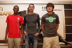 High jumpers' press conference highlights in Rome – IAAF Diamond League