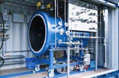 Машина Sunfire GmbH способна превратить воду в бензин - http://supreme2.ru/6276-vodu-v-benzin/