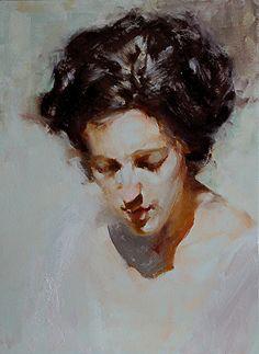 Matt Linz  ||  Erin, Oil