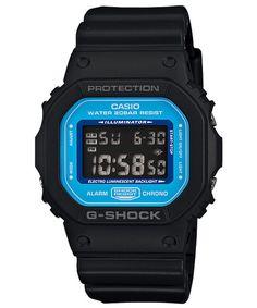 Casio G Shock DW5600SN 1 Limited Color Street Sneaker Black