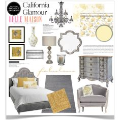 """""""California Glamour With Belle Maison"""" by jpetersen on Polyvore"""