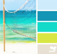 island play color hues