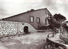 HASXX_teoría: CASA MALAPARTE (1938-42) _ Curzio Malaparte | Adalberto Libera