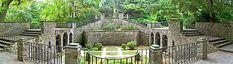 Highland Park - trails, conservatory, sunken gardens, memorial gardens, open spaces