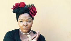 Sputh African Fashion Stylist Yoliswa Mqoco
