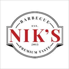 Logo Foodtruck Nik's Barbecue