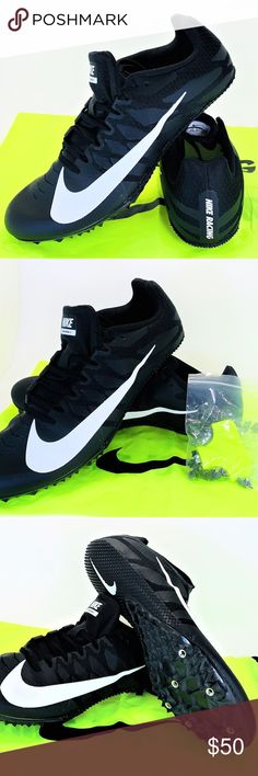 4a1a0a749 Nike Zoom Rival S 9 Track   Field Spikes Size 10.5 NIKE Nike Zoom Rival S