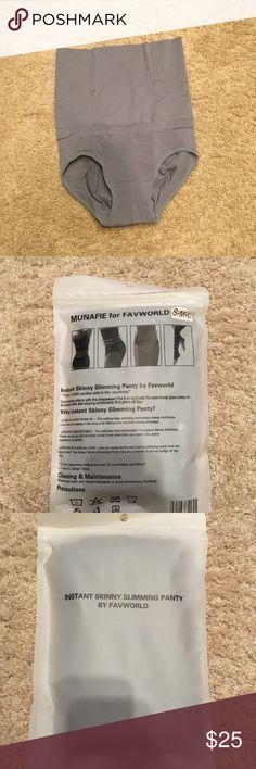 5cc30e2dbbf58 Instant Skinny Slimming Panty Gray Instant Skinny Slimming Panty Favworld  Intimates   Sleepwear Shapewear Shapewear