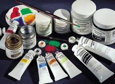 Guide to Gouache | includes a recommended color palette