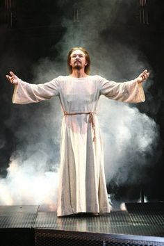 Ted Neeley as Jesus in Jesus Christ Superstar Musical Theatre Broadway 39734fc48