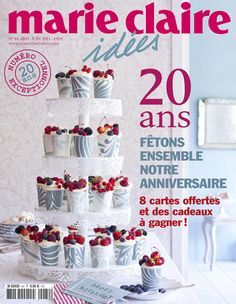 the best craft magazine in the world - marie claire idees - I just wish there was an English version!