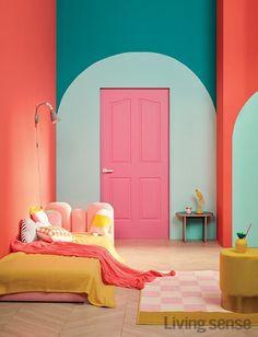 Home Interior Design, Interior Architecture, Interior Decorating, Colorful Interior Design, Mexican Interior Design, Paz Interior, Interior Inspiration, Room Inspiration, Furniture Inspiration
