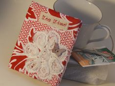 Thinking Valentine's day gift!!  Aloha Tea Wallet by MyPetitBisous on Etsy