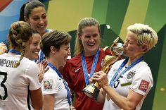 The US Women's Soccer Team Has Reached A Labor Deal To Further Equalize Pay