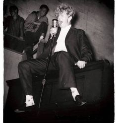 Jerry Lee Lewis, one of a kind, still...