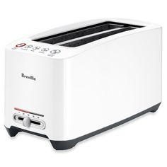 The Breville Footlift and Look-foot Touch Toaster