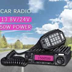 >> Click to Buy << General Baojie BJ-271A 50W Mobile Radio Transceiver  UHF Quad Band Car Radio Station  Walkie talkie self driving outdoor tourism #Affiliate