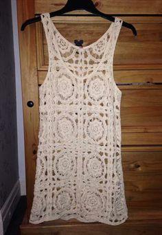 Crochet top from Kdevlin1