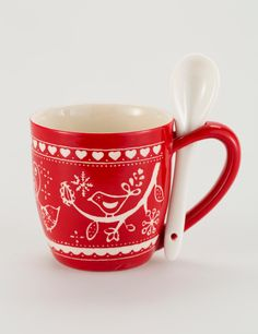 MAINA mulled wine cup bird | Mugs/cups | Ceramic/glass | Glass and Porcelain | Interior | INDISKA Shop Online