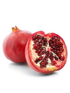 10 Good Luck Foods for the New Year. Pomegranates represent good luck in Turkey for many reasons.