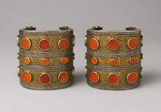 Armlet [Central Asia or Iran] (2006.544.13a,b) | Heilbrunn Timeline of Art History | The Metropolitan Museum of Art