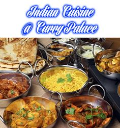 Winters are in and food is enjoyed best during the season when fresh, hot and delicious foods are served. Enjoy these winter days with hot and spicy curries Currypalace....