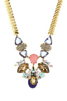 Statement Drop Necklace by Cara Accessories on @HauteLook