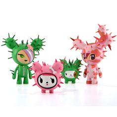 I really want to start a Tokidoki collection!